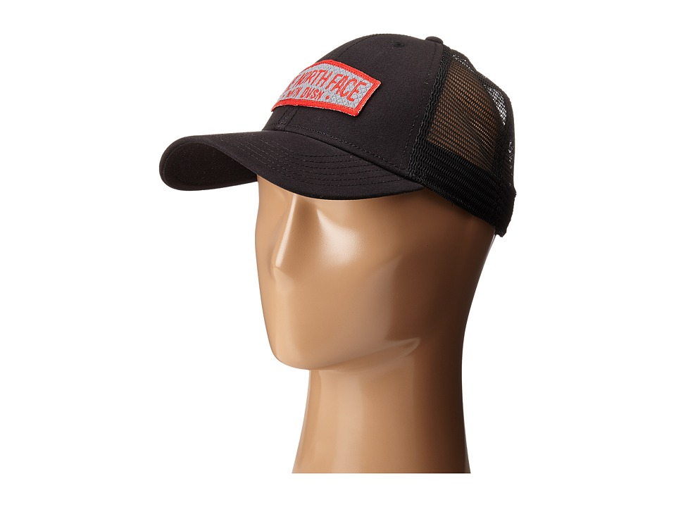 The North Face - Patches Trucker Hat (TNF Black) Caps