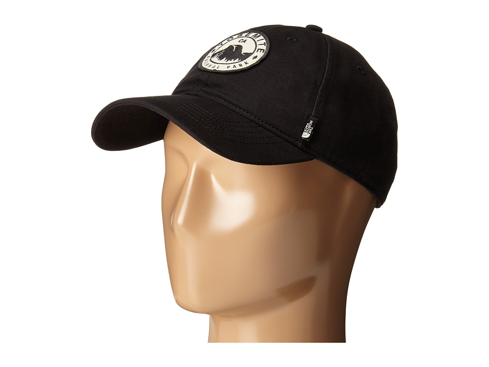 The North Face - Canvas Work Ball Cap (TNF Black) Baseball Caps