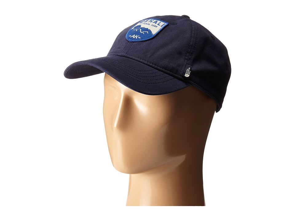 The North Face - Canvas Work Ball Cap (Cosmic Blue) Baseball Caps