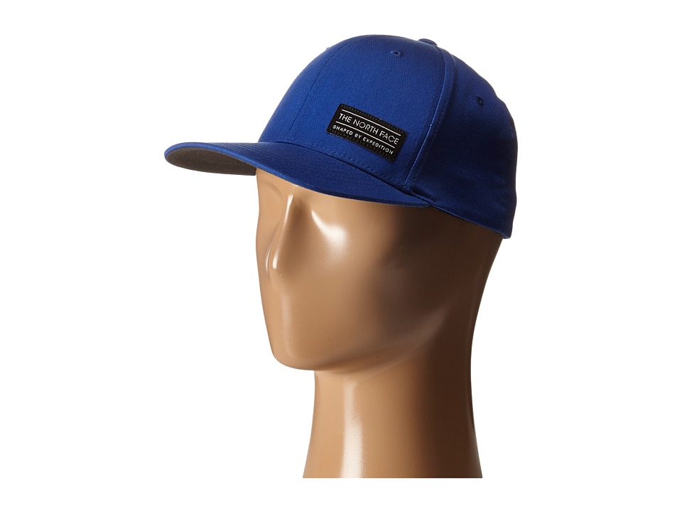 The North Face - SBE Flex Ball Cap (Limoges Blue) Caps