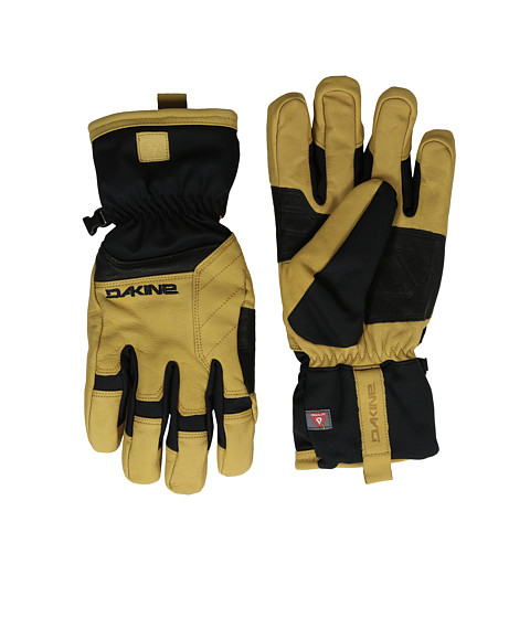 Dakine - Durango Glove (Black/Tan) Extreme Cold Weather Gloves