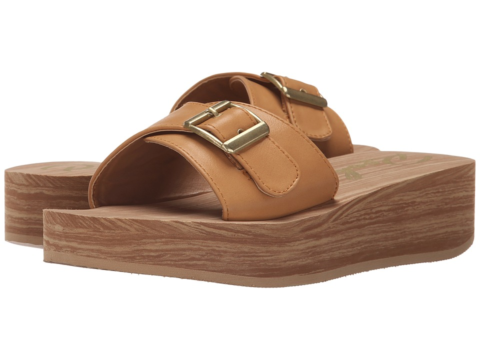 Rocket Dog - Kaplan (Natural Rio) Women's Sandals