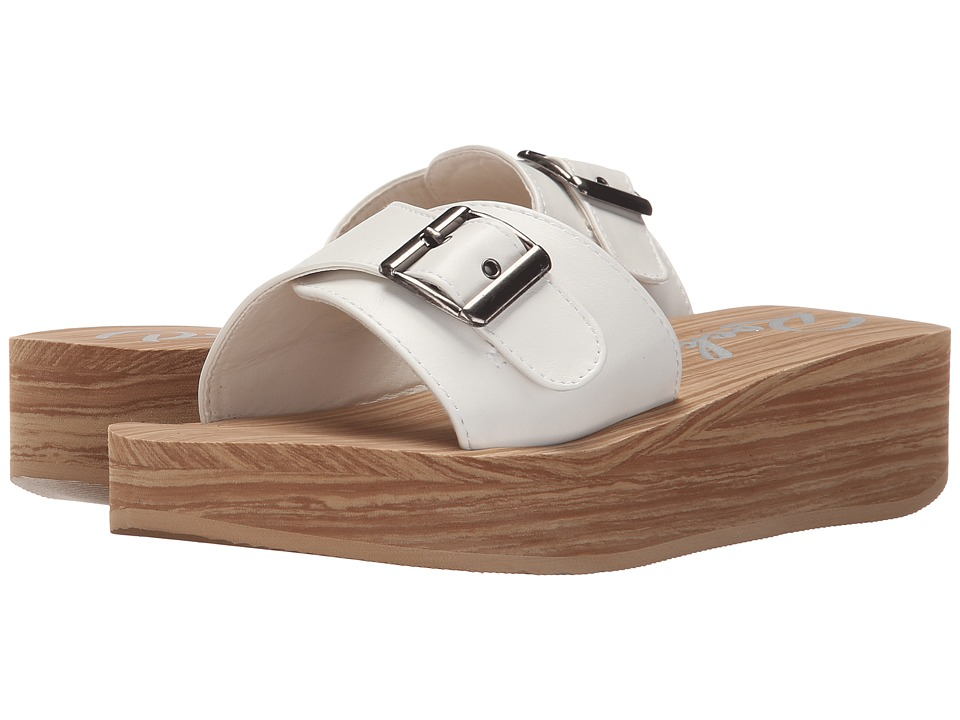 Rocket Dog - Kaplan (White Rio) Women's Sandals