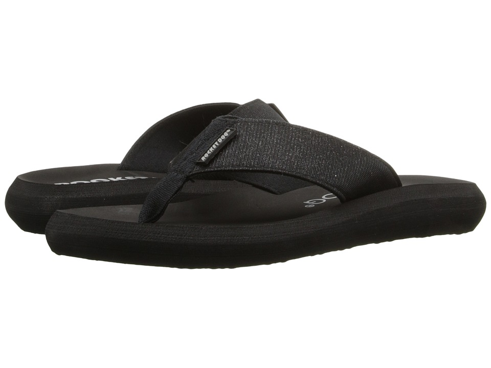 Rocket Dog - Spotlight Comfort (Black Odyssey) Women's Sandals