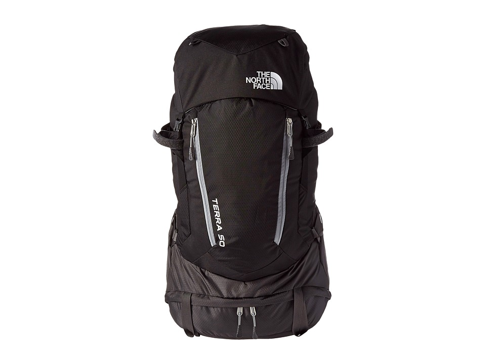 The North Face - Terra 50 (TNF Black/Asphalt Grey) Backpack Bags