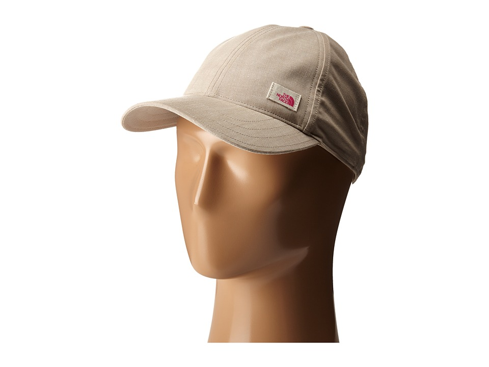The North Face - Off The Field Light Cap (Dune Beige Heather) Baseball Caps