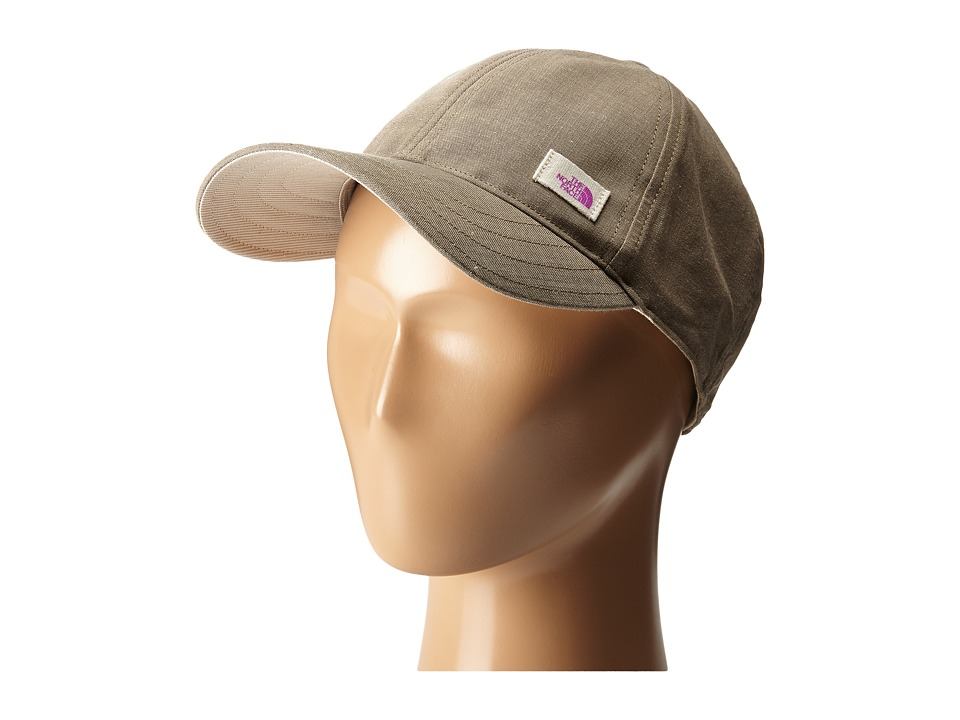 The North Face - Off The Field Light Cap (Weimaraner Brown Heather) Baseball Caps