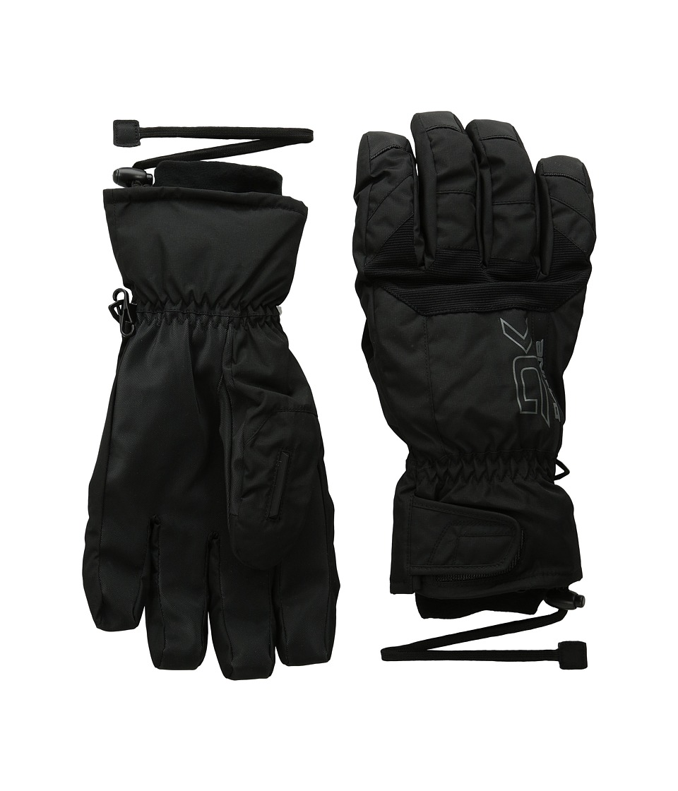 Dakine - Scout Short Glove (Black 3) Snowboard Gloves