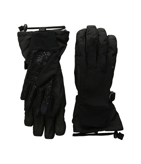 Dakine - Leather Titan Glove (Black) Snowboard Gloves