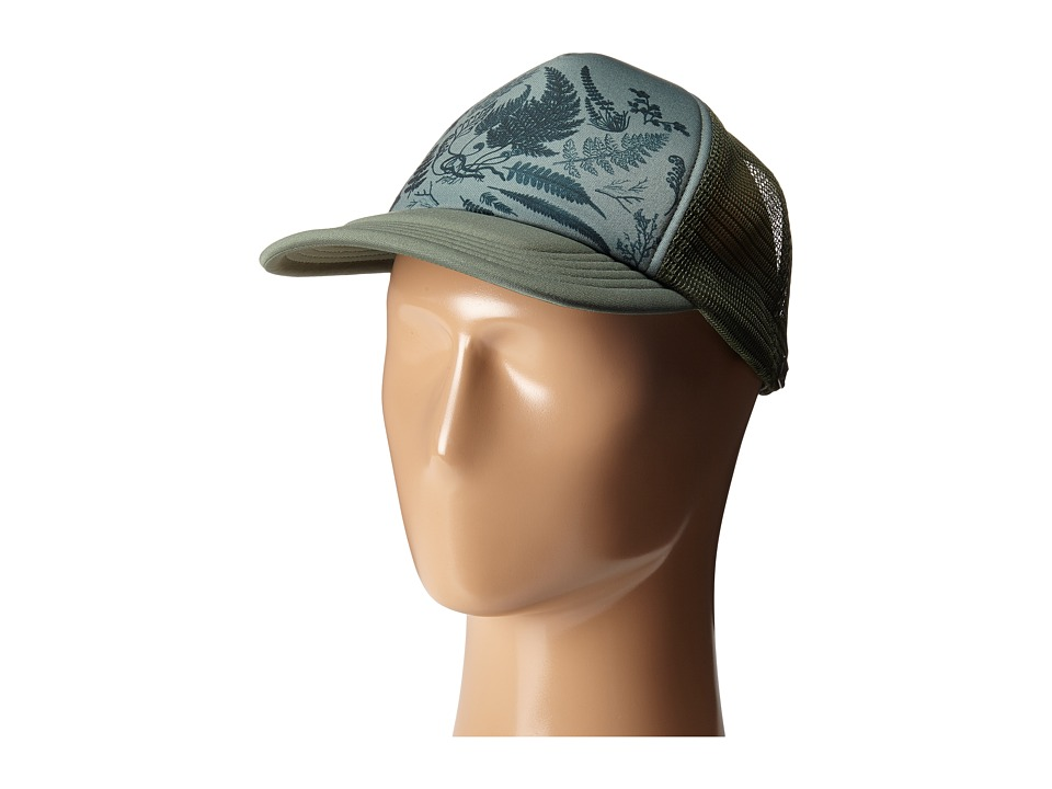 The North Face - Not Your Boyfriend's Trucker Hat (Laurel Wreath Green) Caps
