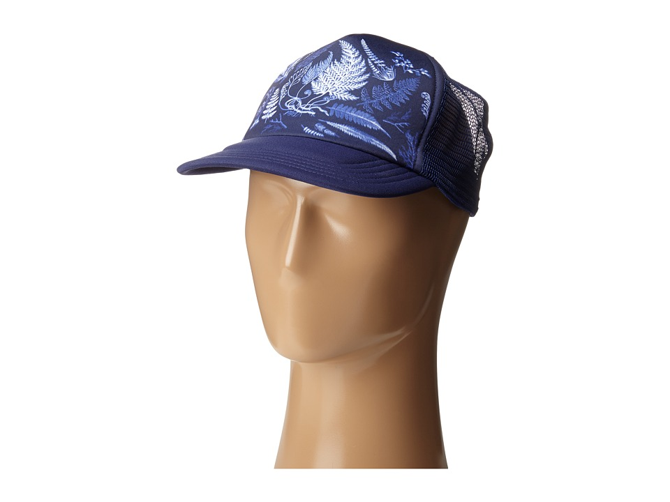 The North Face - Not Your Boyfriend's Trucker Hat (Patriot Blue) Caps