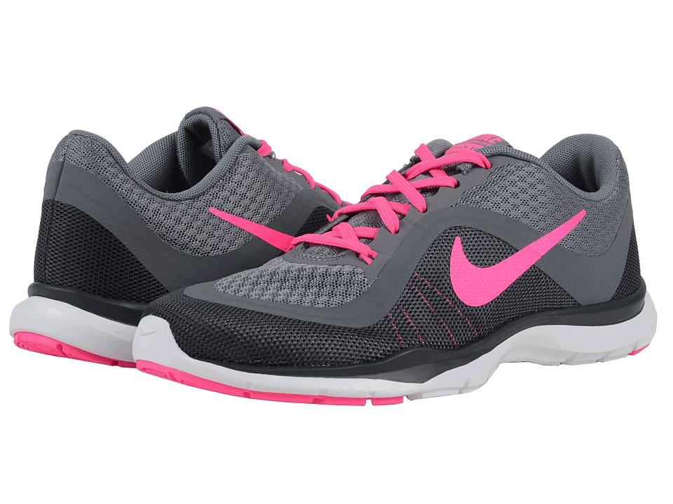 sale retailer 2c655 258ad ... UPC 886551732610 product image for Nike - Flex Trainer 6 (Cool Grey Dark  Grey