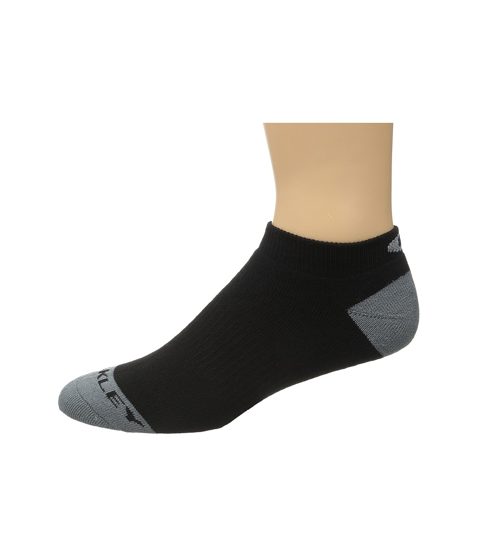 Oakley - Performance Basic 5-Pack Low Cut Socks (Black) Men's Low Cut Socks Shoes