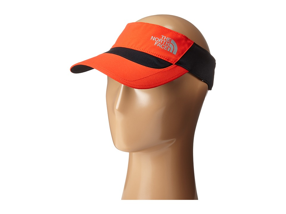 The North Face - Better Than Naked Visor (Fiery Red) Casual Visor