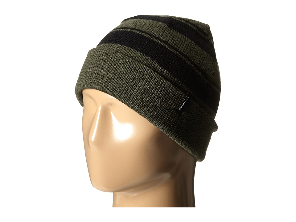 Dakine - Flip Beanie (Jungle/Black) Beanies