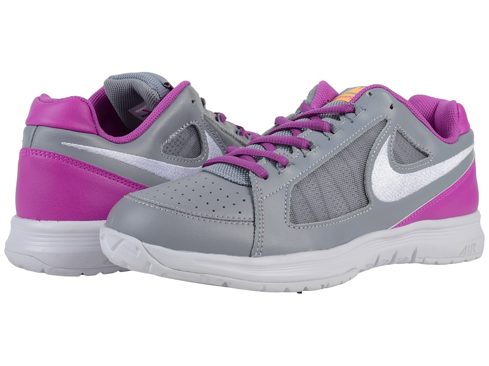 Nike Air Vapor Ace (Stealth/Hyper Violet/Laser Orange/White) Women