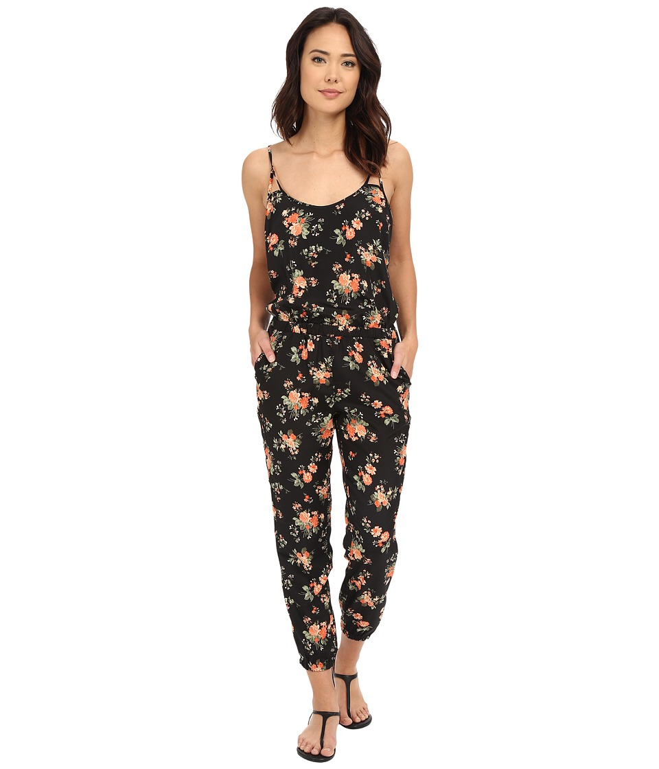 Jack by BB Dakota - Linette Rose Revival Printed Crepon Jumpsuit (Multi) Women's Jumpsuit & Rompers One Piece