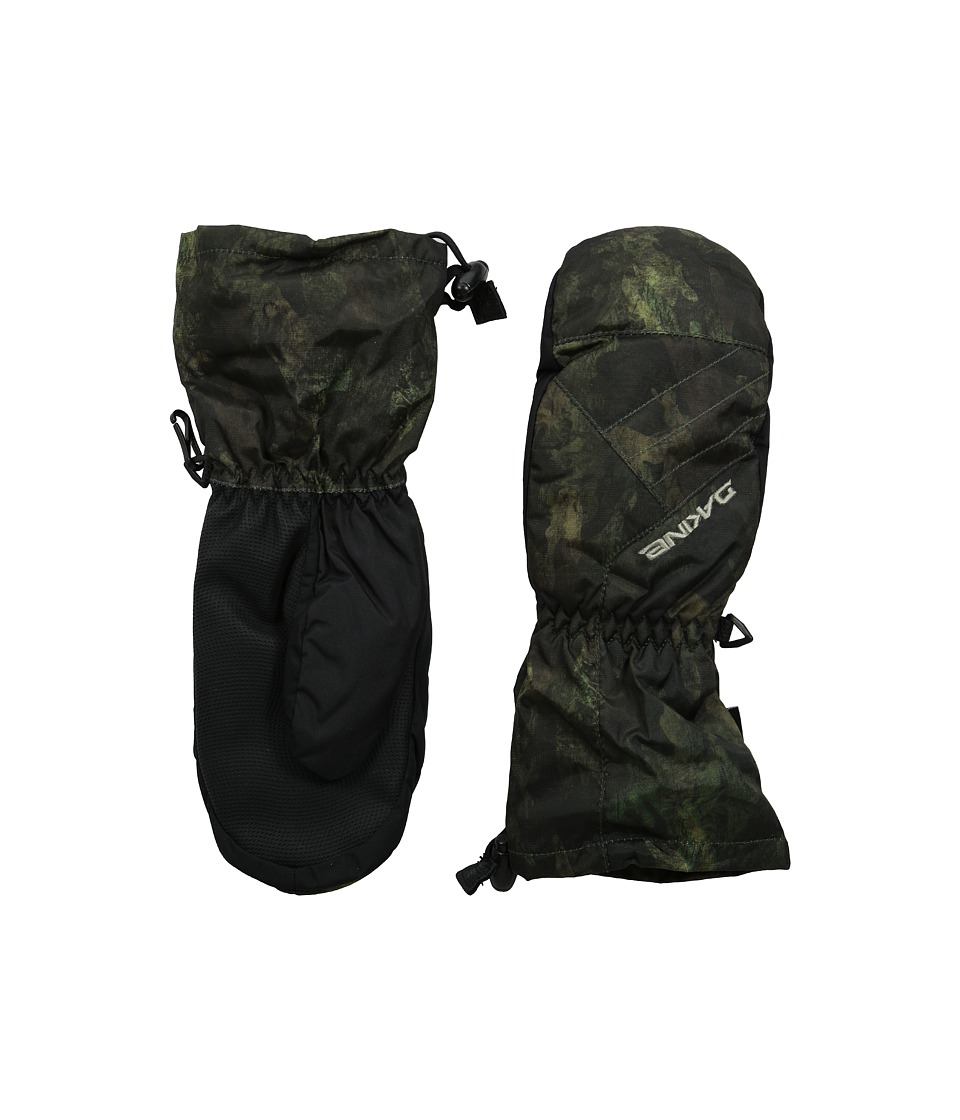 Dakine - Tracker Mitt (Peat Camo) Extreme Cold Weather Gloves