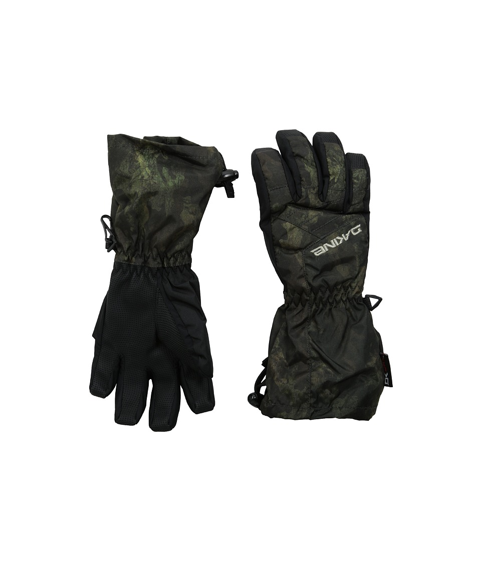 Dakine - Tracker Glove (Peat Camo) Extreme Cold Weather Gloves