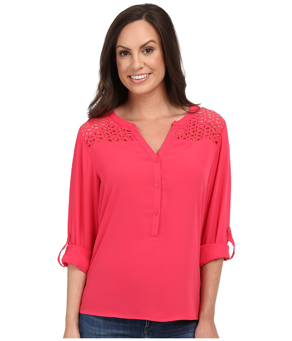 Ariat - Grace Blouse (Fruit Punch) Women's Blouse