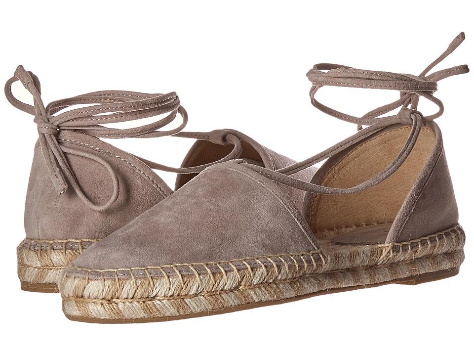 Frye - Leo 2 Piece (Cement Suede) Women's Shoes