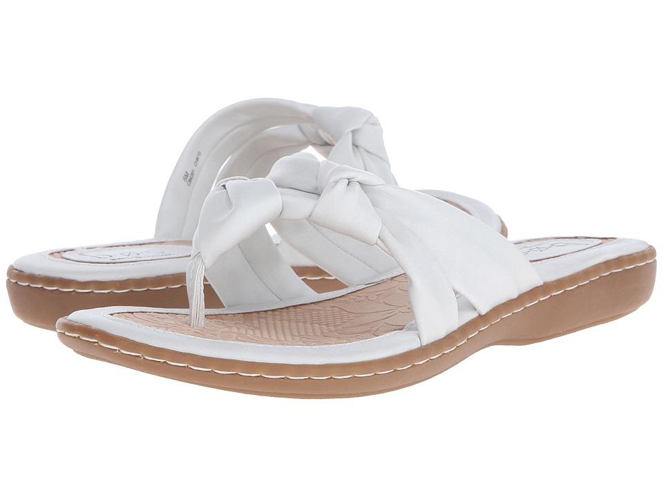b.o.c. - Sequin (White) Women's Shoes