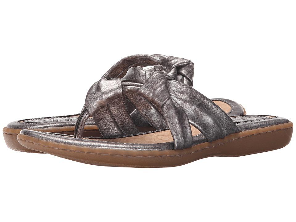 b.o.c. - Sequin (Pewter Metallic) Women's Shoes