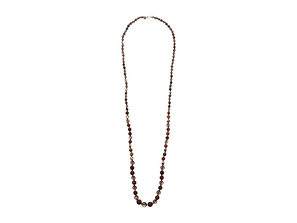 Chan Luu - 38' Smokey Quartz Necklace (Smokey Quartz) Necklace