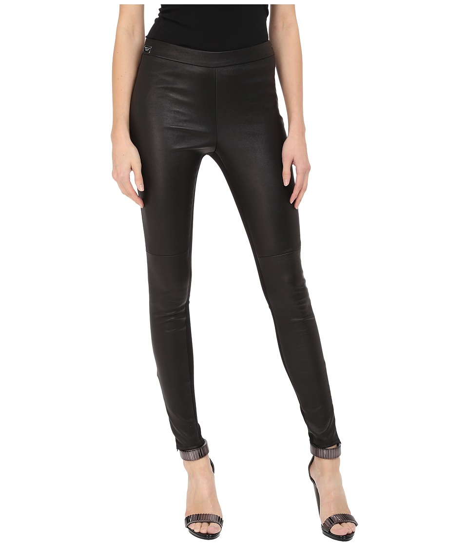 Philipp Plein - Leggings (Black) Women's Casual Pants