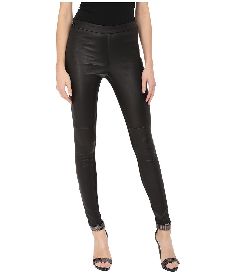 Philipp Plein - Leggings (Black) Women's Casual Pants