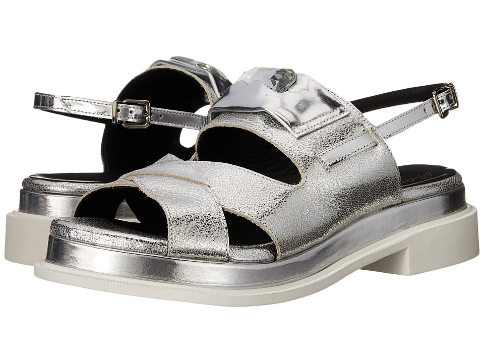Robert Clergerie - Coucou (Silver) Women's Shoes