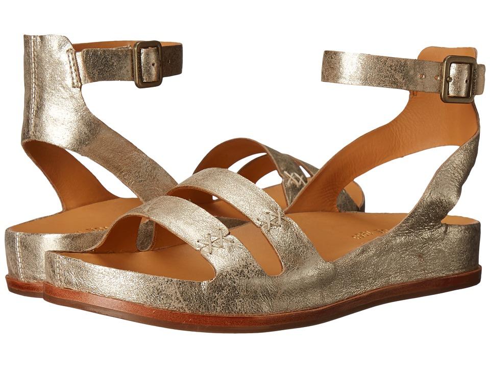 Kork-Ease - Audrina (Gold Metallic) Women's Sandals