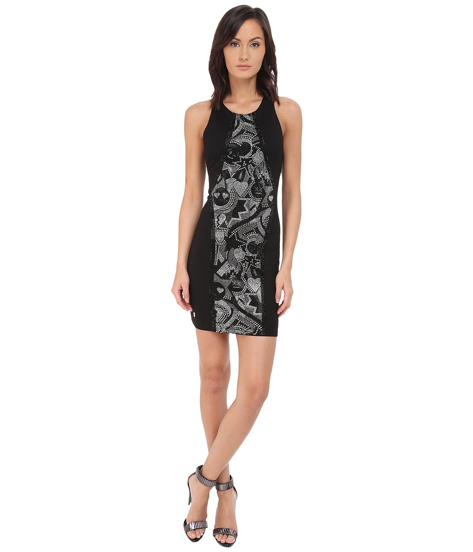 Philipp Plein Crystal Dress (Black) Women