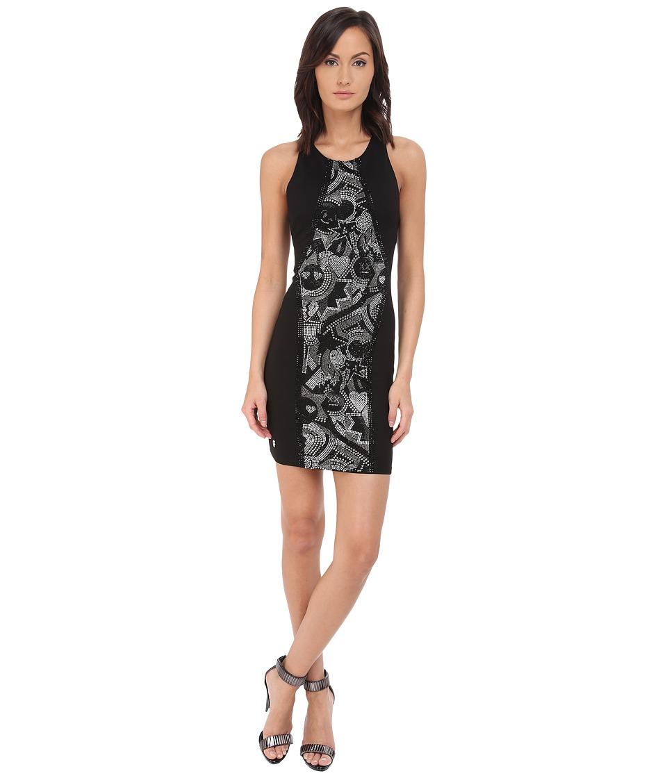 Philipp Plein Crystal Dress (Black) Women