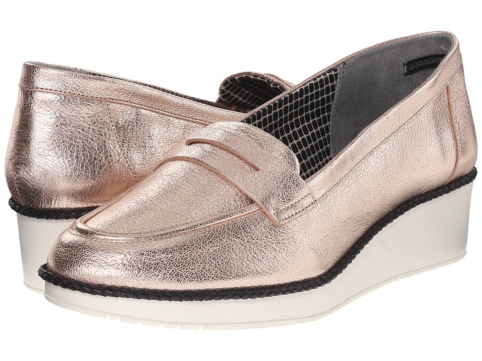 Robert Clergerie - Valerie (Copper) Women's Wedge Shoes