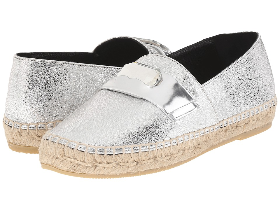 Robert Clergerie - Etoile (Silver) Women's Shoes