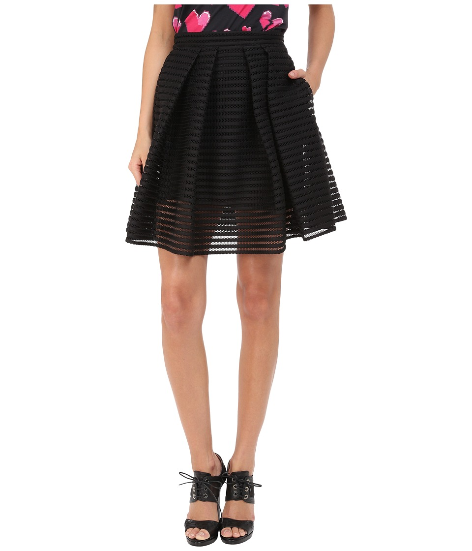 Philipp Plein - Skirt (Black) Women's Skirt