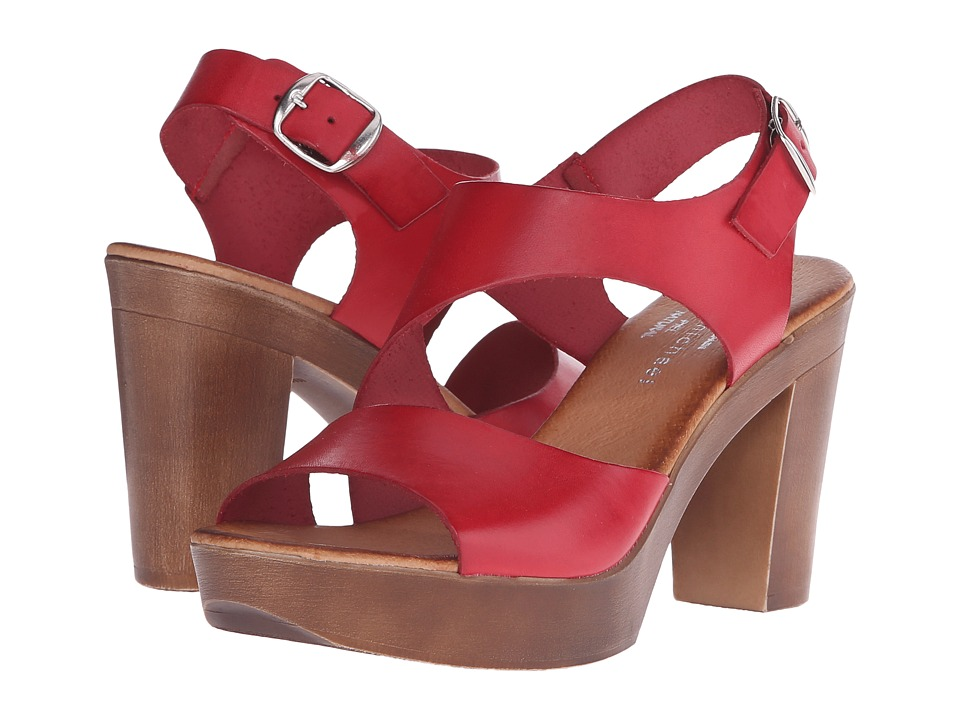 Eric Michael - Ginger (Red) High Heels
