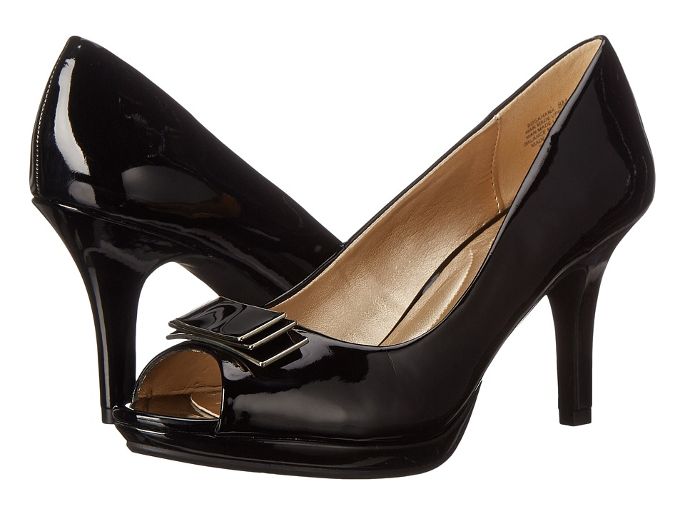 Bandolino - Sahana3 (Black Synthetic) Women's Shoes