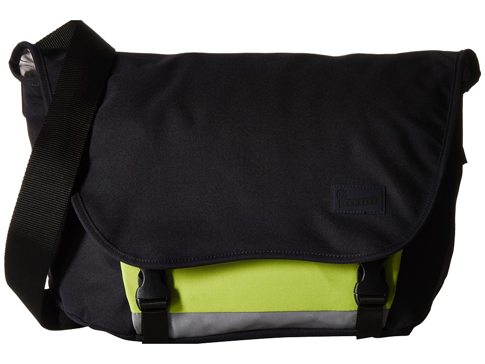 Crumpler - The Considerable Embarrassment Laptop Messenger Bag (Bluestone) Messenger Bags