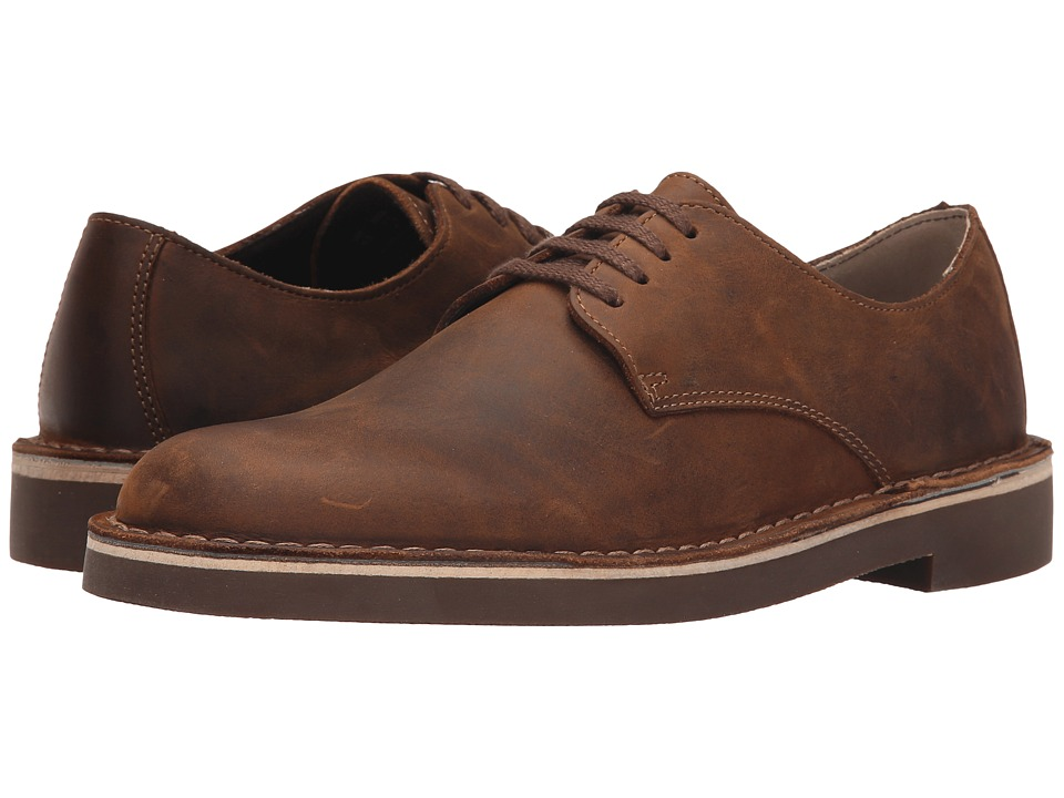 Clarks - Bushacre Move (Beeswax) Men's Shoes