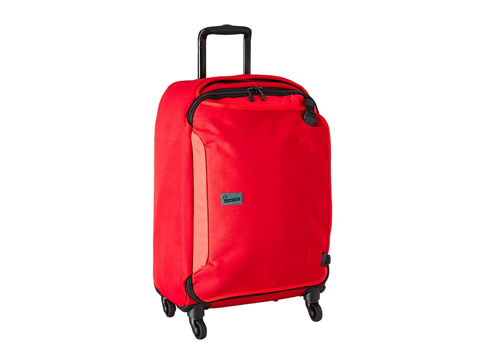Crumpler - The Dry Red No 4 Check-In Luggage (Red) Suiter Luggage