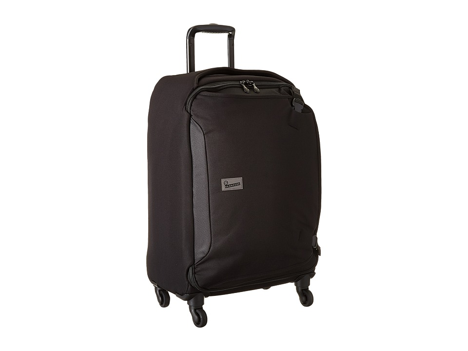 Crumpler - The Dry Red No 4 Check-In Luggage (Black) Suiter Luggage