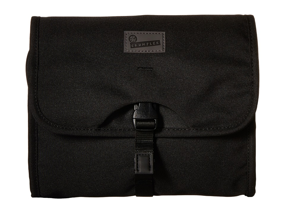 Crumpler - Dry Red No 1 Toiletry Kit (Black) Messenger Bags