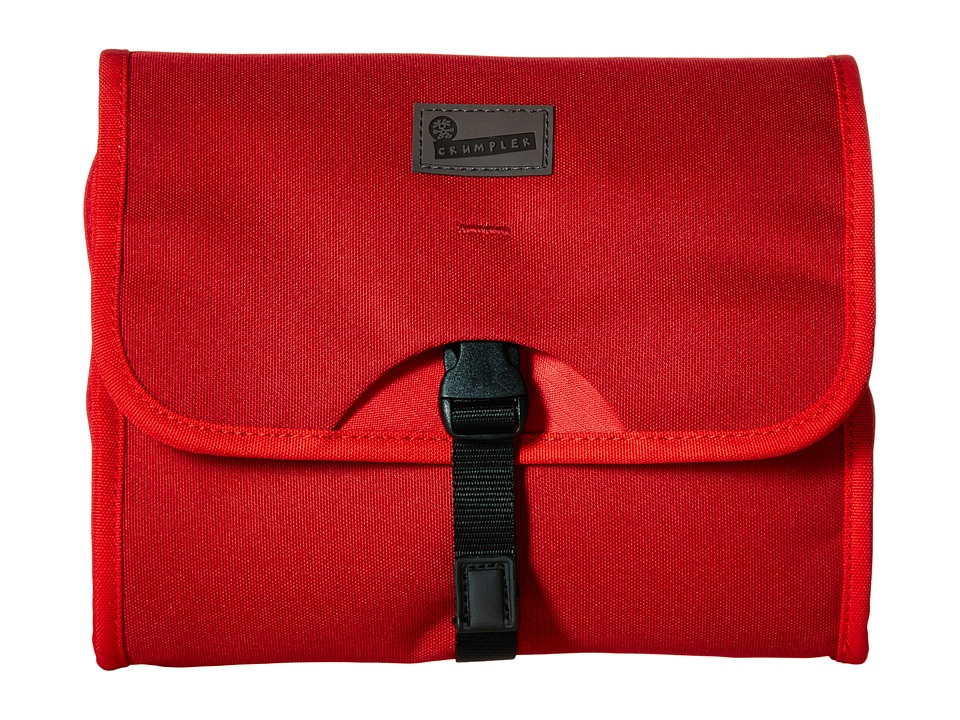 Crumpler - Dry Red No 1 Toiletry Kit (Red) Messenger Bags