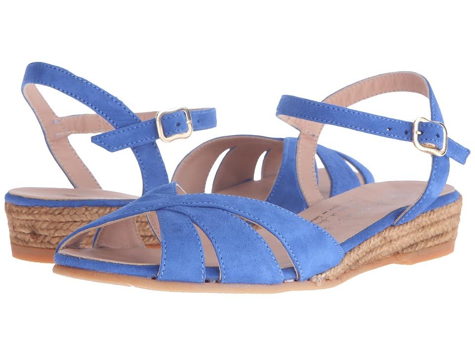 Eric Michael - Vanessa (Blue) Women's Shoes