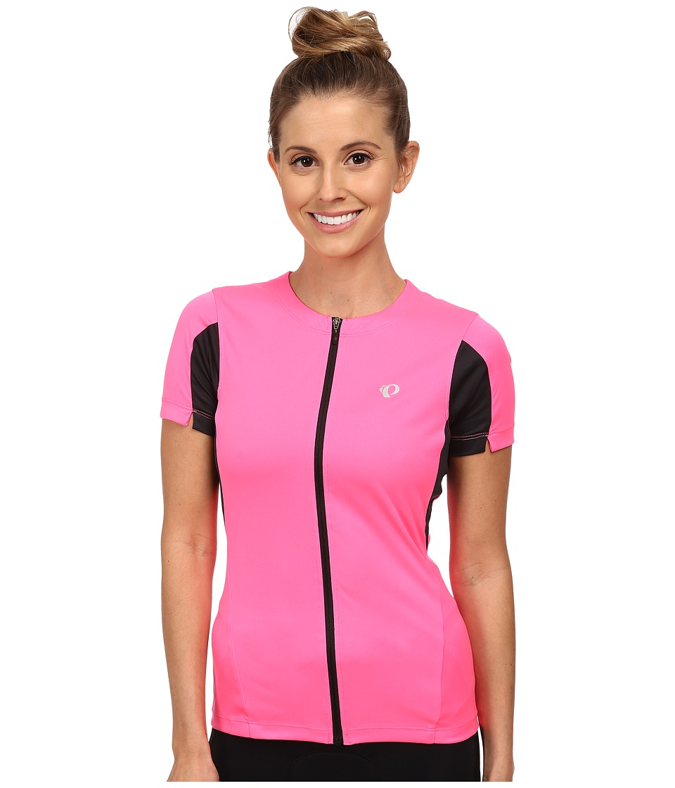 Pearl Izumi - Select Jersey (Screaming Pink) Women's Clothing