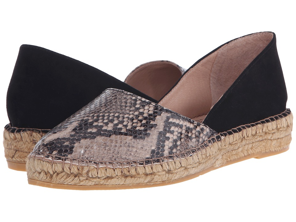 Eric Michael - Wanda (Python/Black) Women's Shoes
