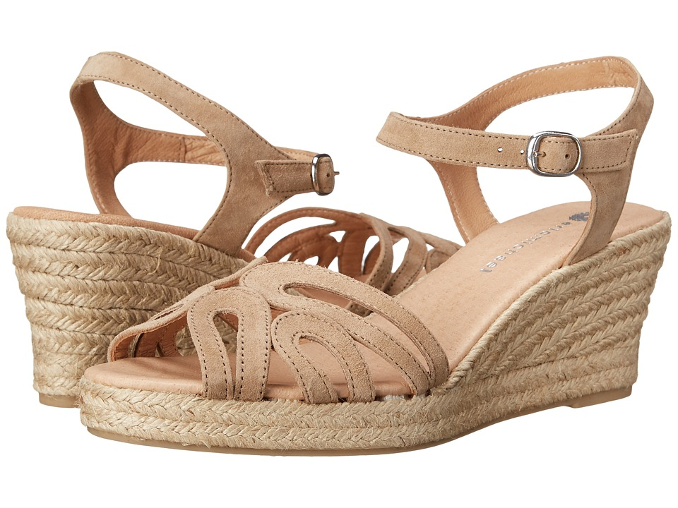 Eric Michael - Marilyn (Natural) Women's Shoes
