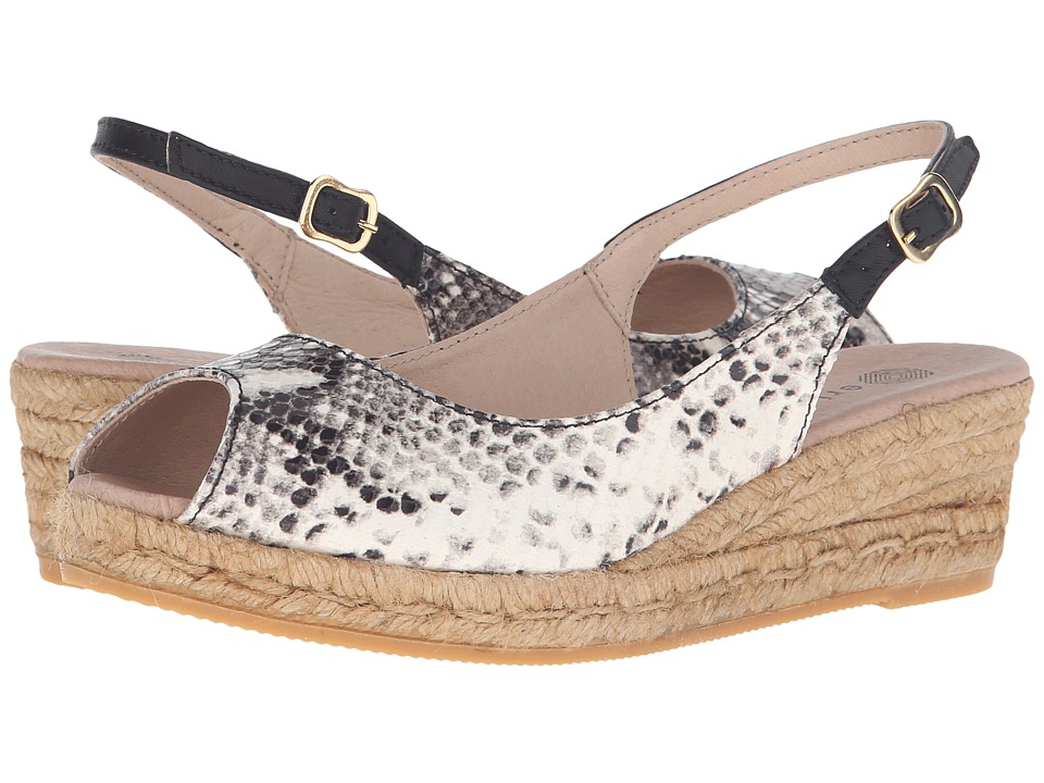 Eric Michael - Kate (Python) Women's Shoes